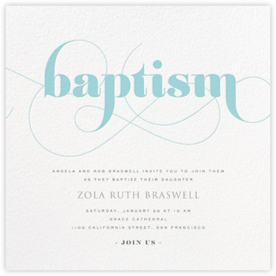 Baptism Whirl - Blue | square