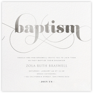 Baptism Whirl - Silver - bluepoolroad -