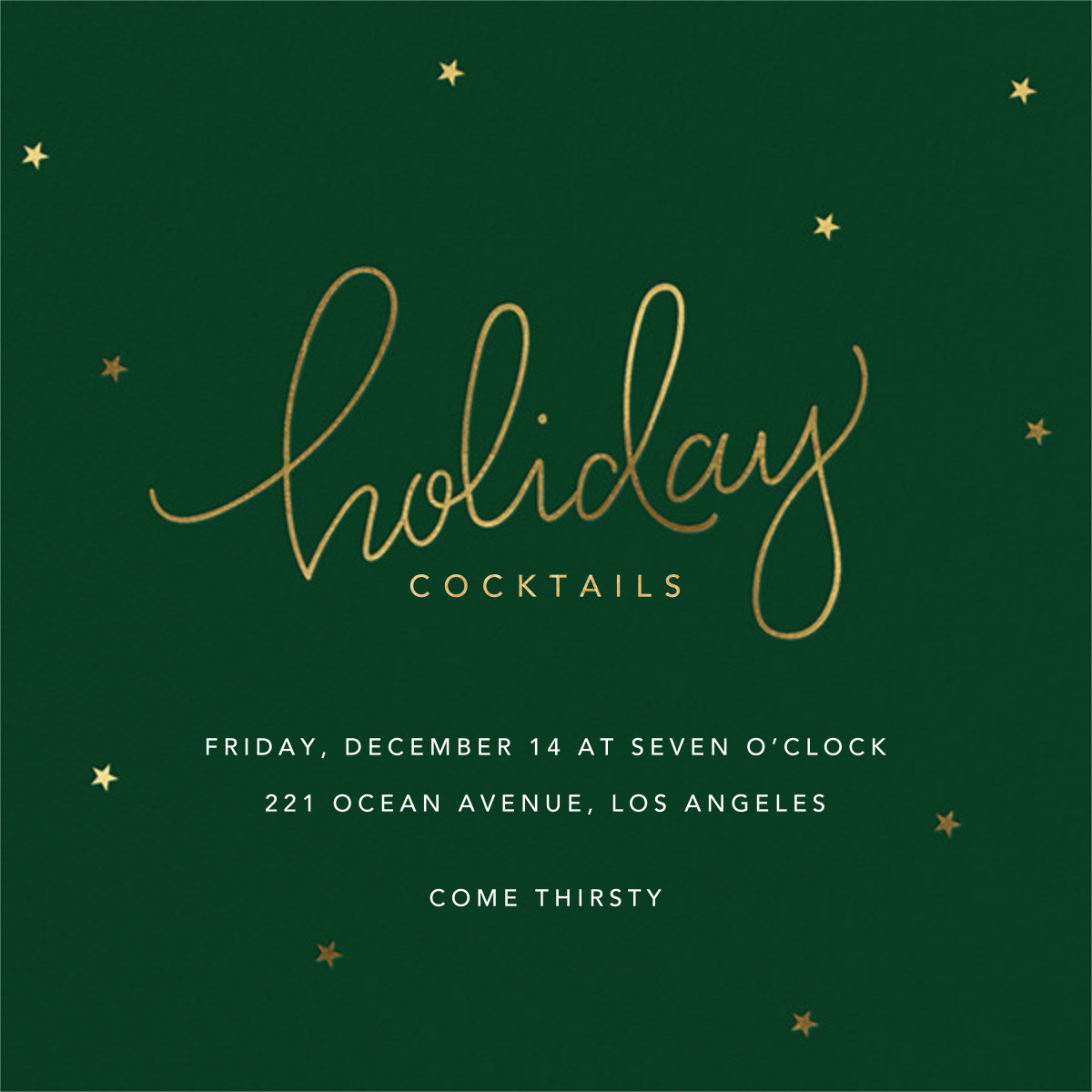 Holiday Curls - Sugar Paper - Parties