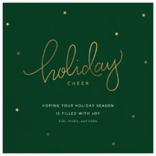 Kate Spade Christmas Cards 2019.Holiday Cards Online At Paperless Post