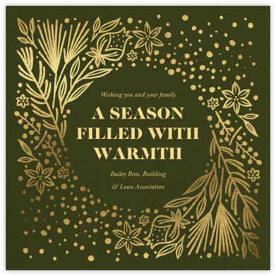 Wild Wild Winter - Paperless Post - Company holiday cards