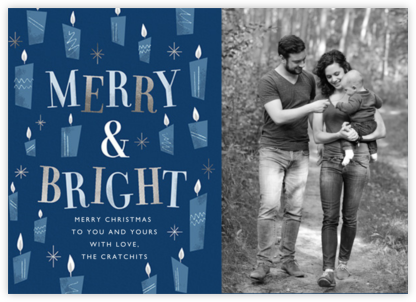 These Little Lights - Holiday - Paperless Post - Holiday Cards