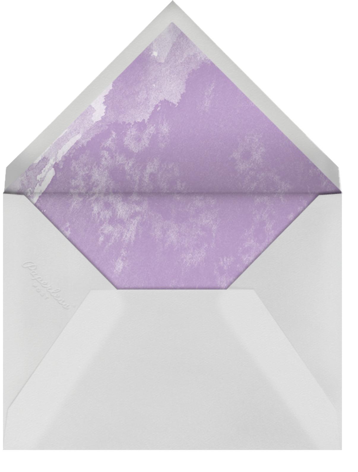 Moor Heather (Square) - Anthropologie - Envelope