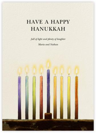 Urim - Felix Doolittle - Hanukkah Cards