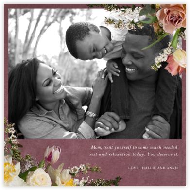 Messidor Photo - Putnam & Putnam - Mother's Day Cards