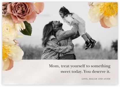 Pluviôse Photo - Putnam & Putnam - Mother's Day Cards