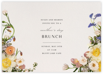 Ventôse - Putnam & Putnam - Online Mother's Day invitations