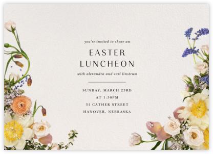 Ventôse - Putnam & Putnam - Easter invitations