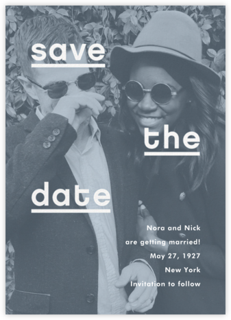 Mercedes - Cadet - Paperless Post - Save the dates