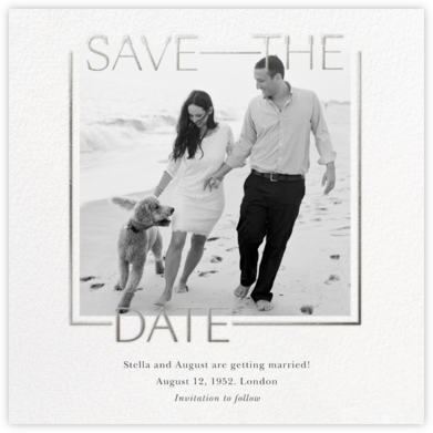 Alyona - White - Paperless Post - Gold and metallic save the dates