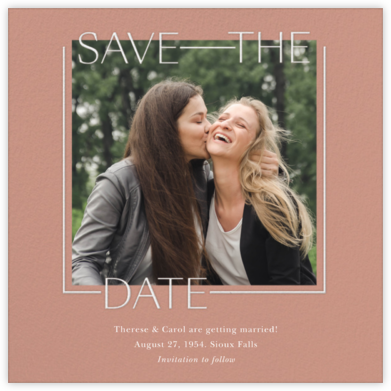 Alyona - Chamois - Paperless Post - Modern save the dates