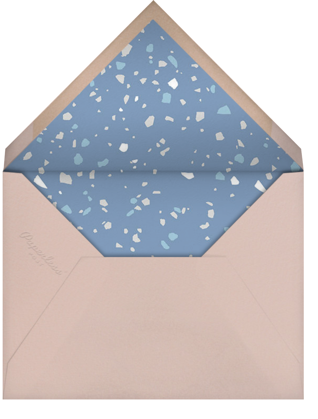 Stopover - Pastel - Paperless Post - Save the date - envelope back