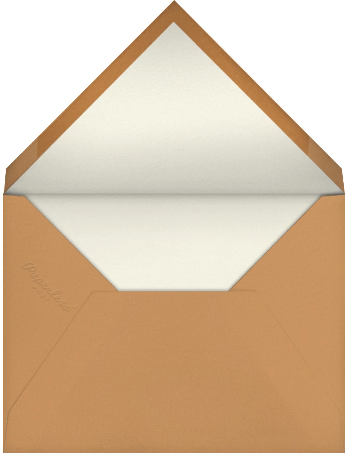 Oratorio (Invitation) - Mauve - Venamour - All - envelope back