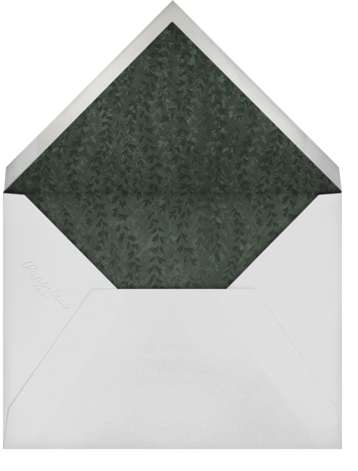 Ivalace - Paperless Post - Wine tasting invitations - envelope back