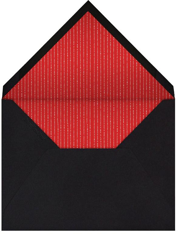 Snakeskin (Silver) - Paperless Post - Envelope