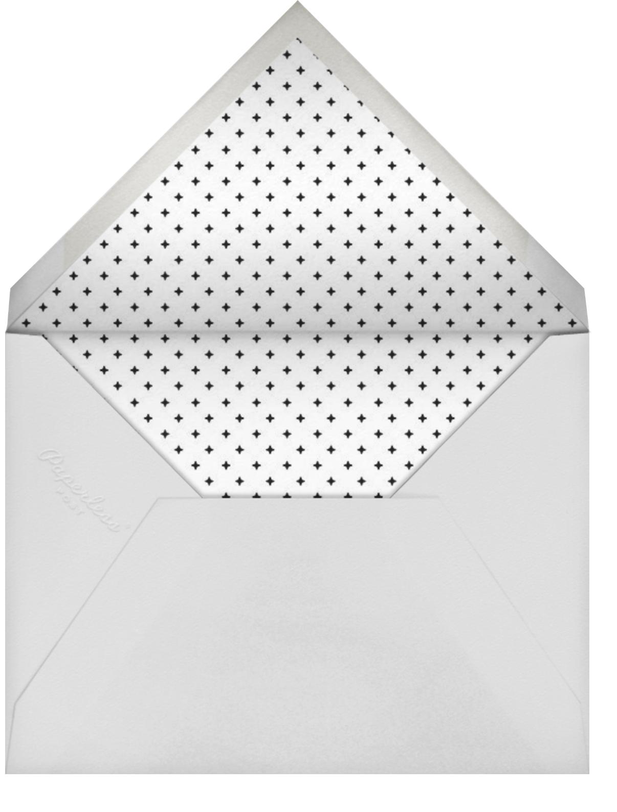 Football Helmets - Paperless Post - Winter entertaining - envelope back