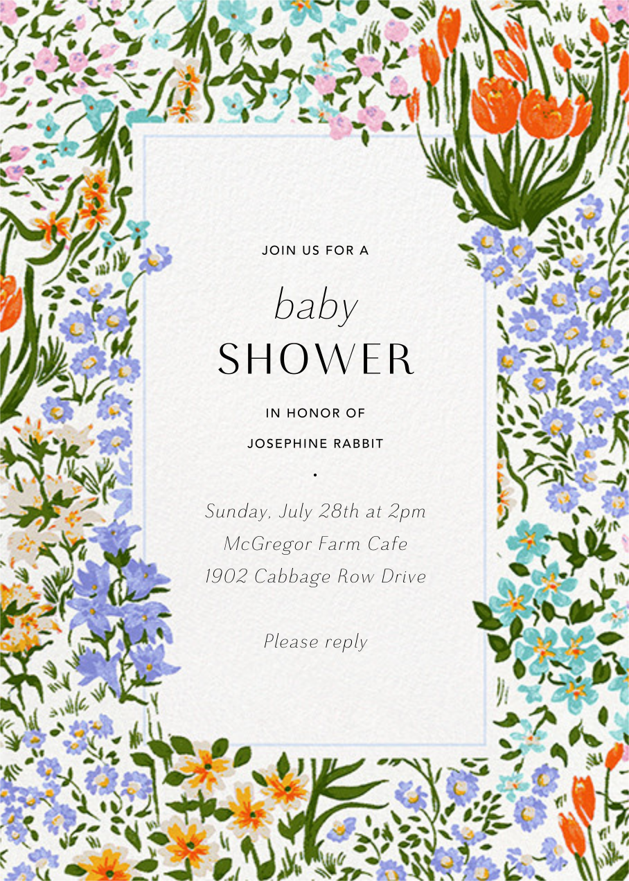 Moor Heather (Tall) - Anthropologie - Invitations