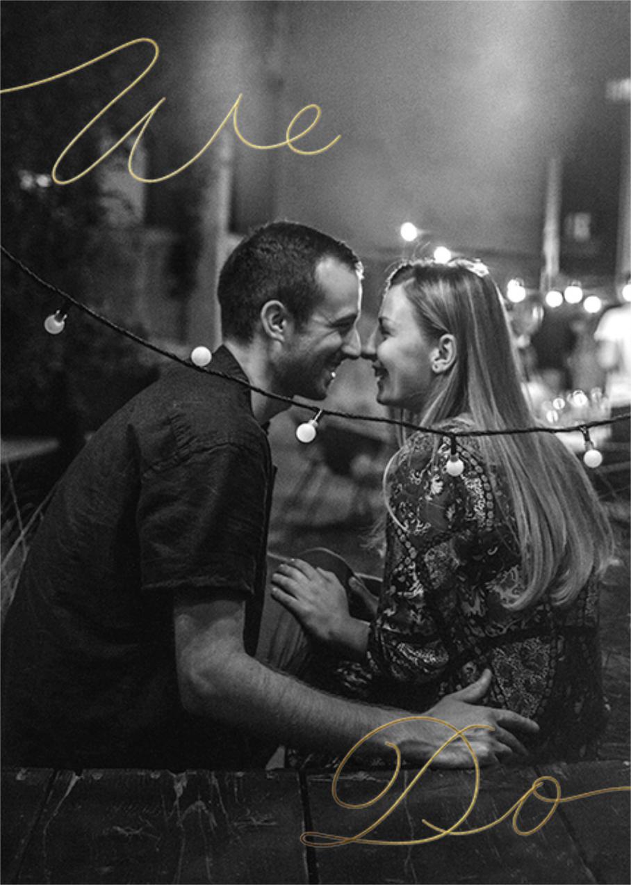 Resaca (Invitation) - Paperless Post - Wedding invitations