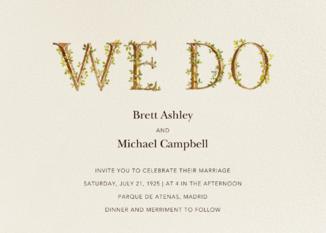Wedding Collection Send Online