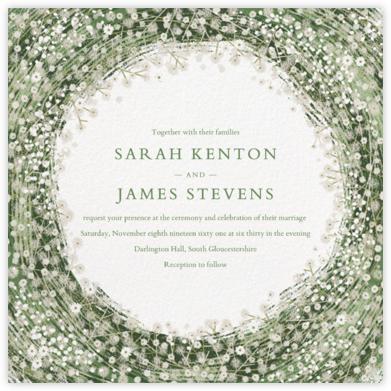 Love Nest (Invitation) - Paperless Post - Wedding Invitations