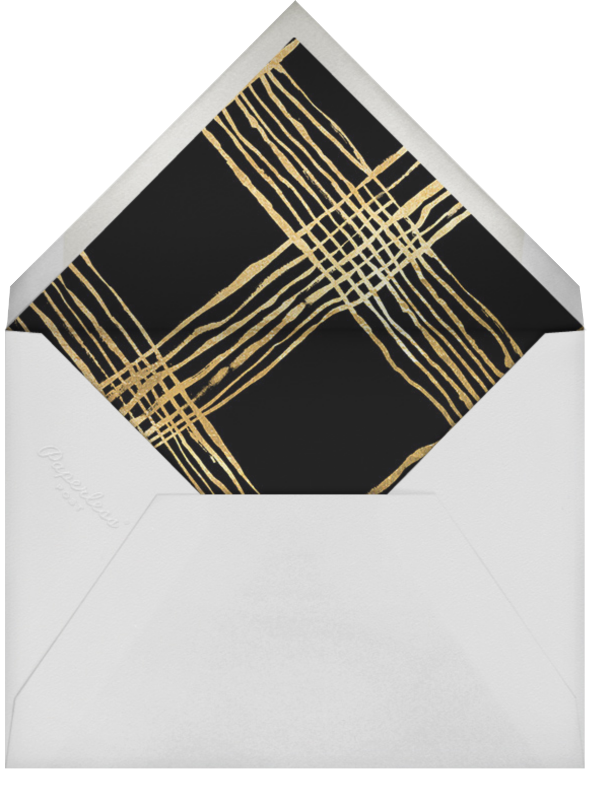 Juxtapose - Kelly Wearstler - Professional events - envelope back
