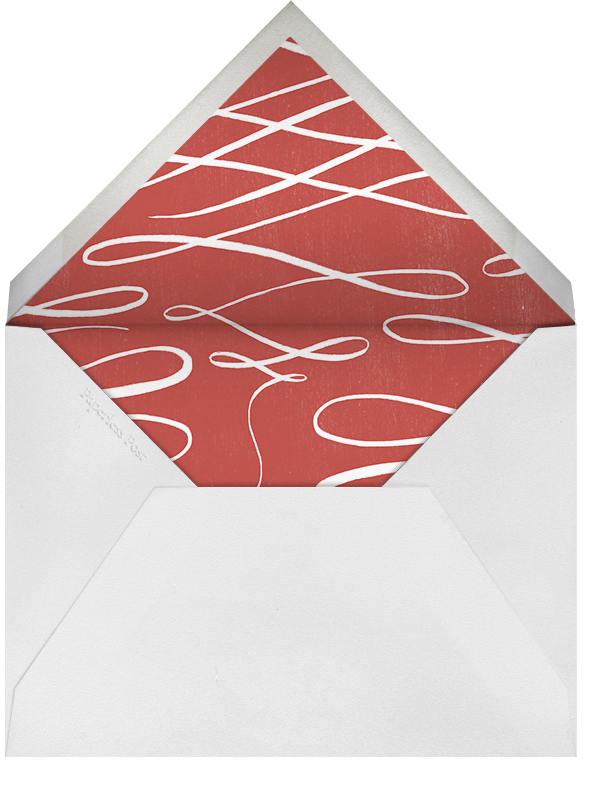 Deckle  - Ivory Tall - Paperless Post - Baptism  - envelope back