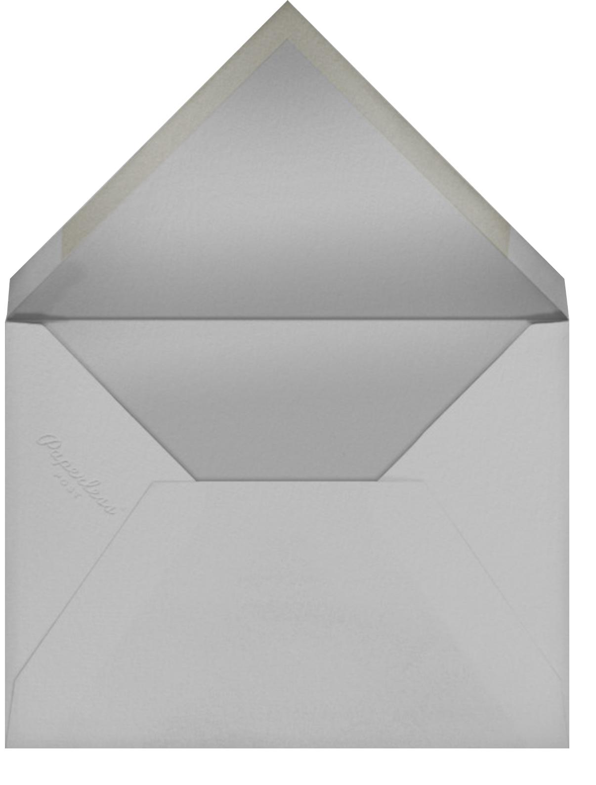 I've Moved - Singular - Paperless Post - Envelope