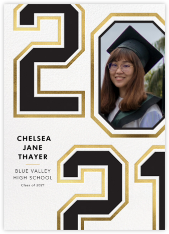 Rad Grad - Cheree Berry Paper & Design - Announcements