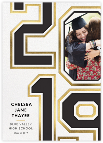 Rad Grad - Cheree Berry - Graduation announcements