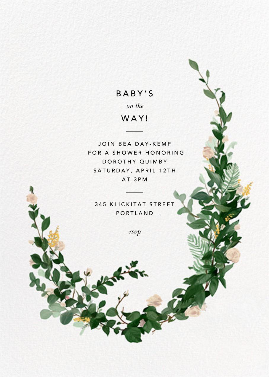Rosedal - Athena - Paperless Post - Celebration invitations