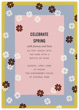 Mod Clover - Spring Rain/Pavlova - kate spade new york -