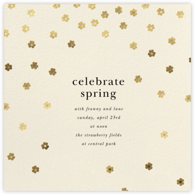 Orchid Shower (Square) - Cream - kate spade new york -
