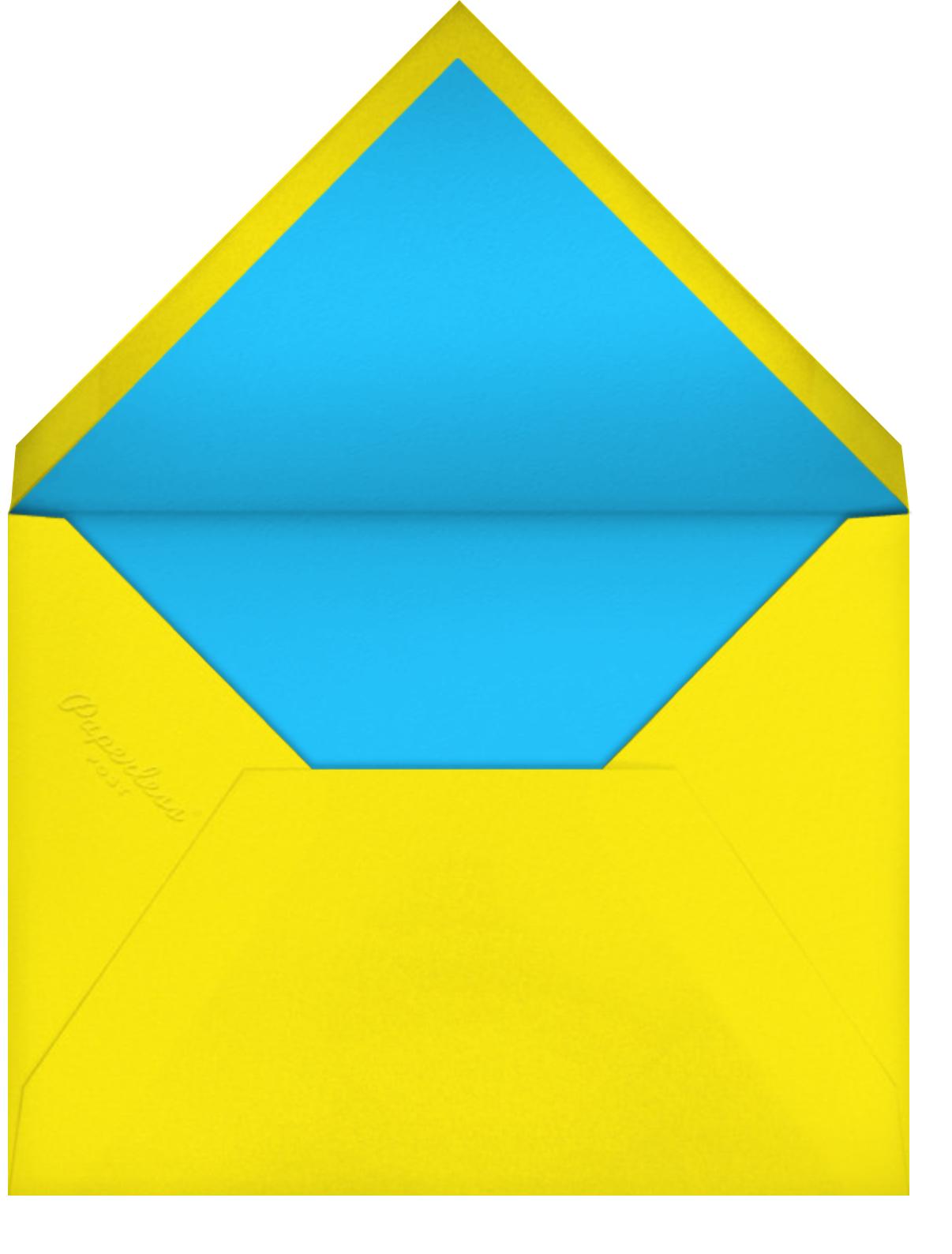 Block Party - Paperless Post - Summer parties - envelope back