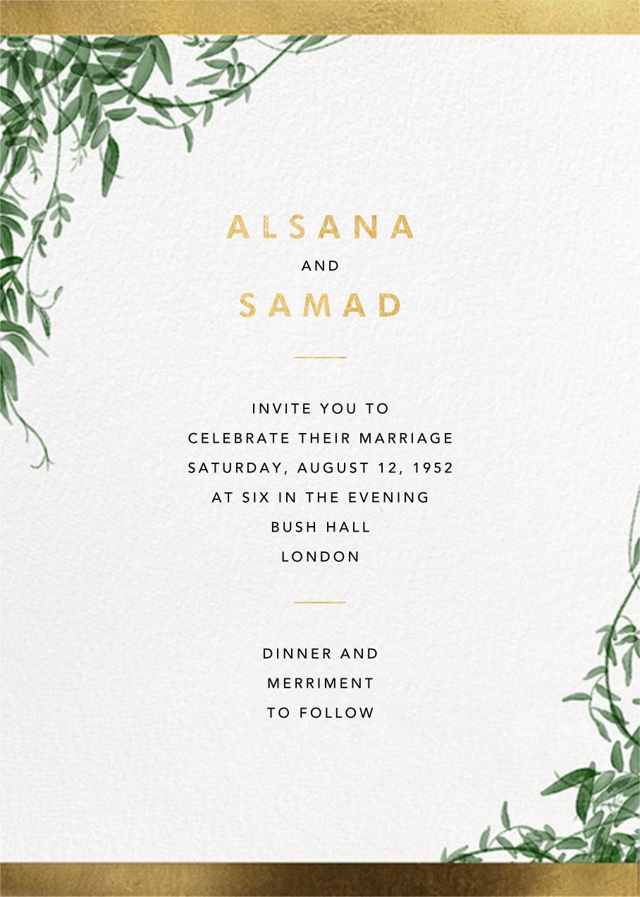 Deanei (Invitation) - Paperless Post - Wedding invitations