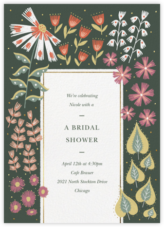 Mountmellick - Paperless Post - Bridal shower invitations