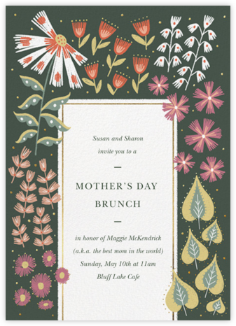 Mountmellick - Paperless Post - Online Mother's Day invitations