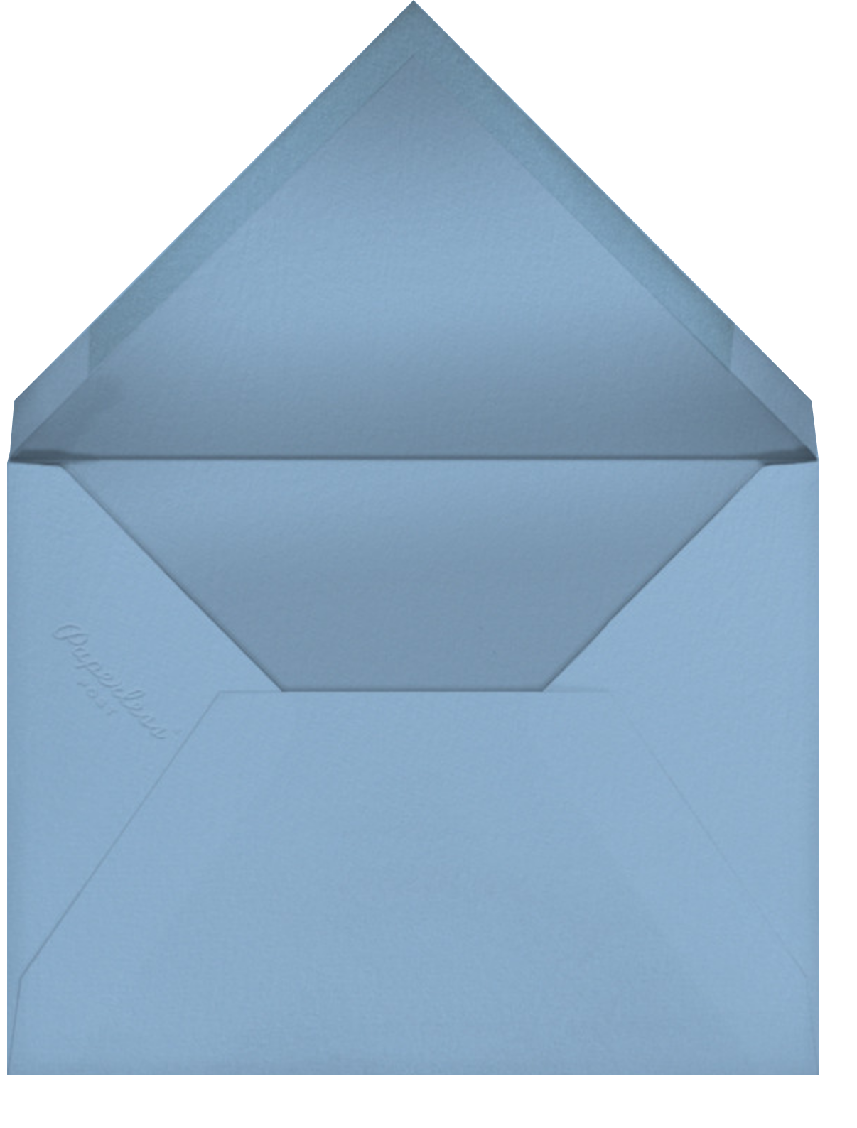 Happy Birthday Hipster - Paperless Post - Envelope