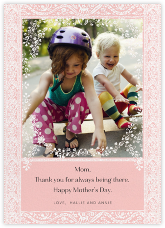 Gilt Toran - Pavlova - Anthropologie - Mother's day cards