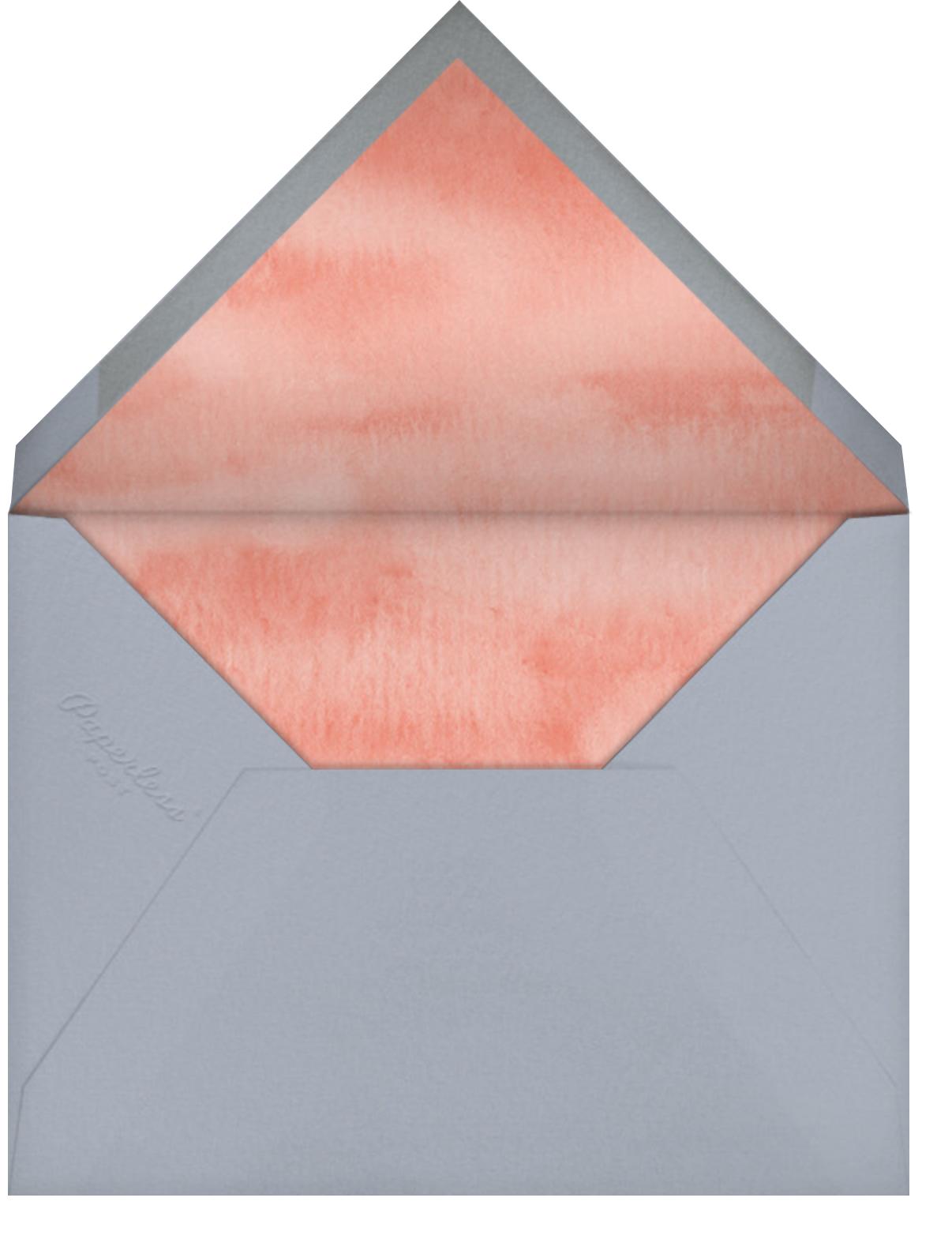 Rose Chintz - Anthropologie - Mother's Day - envelope back