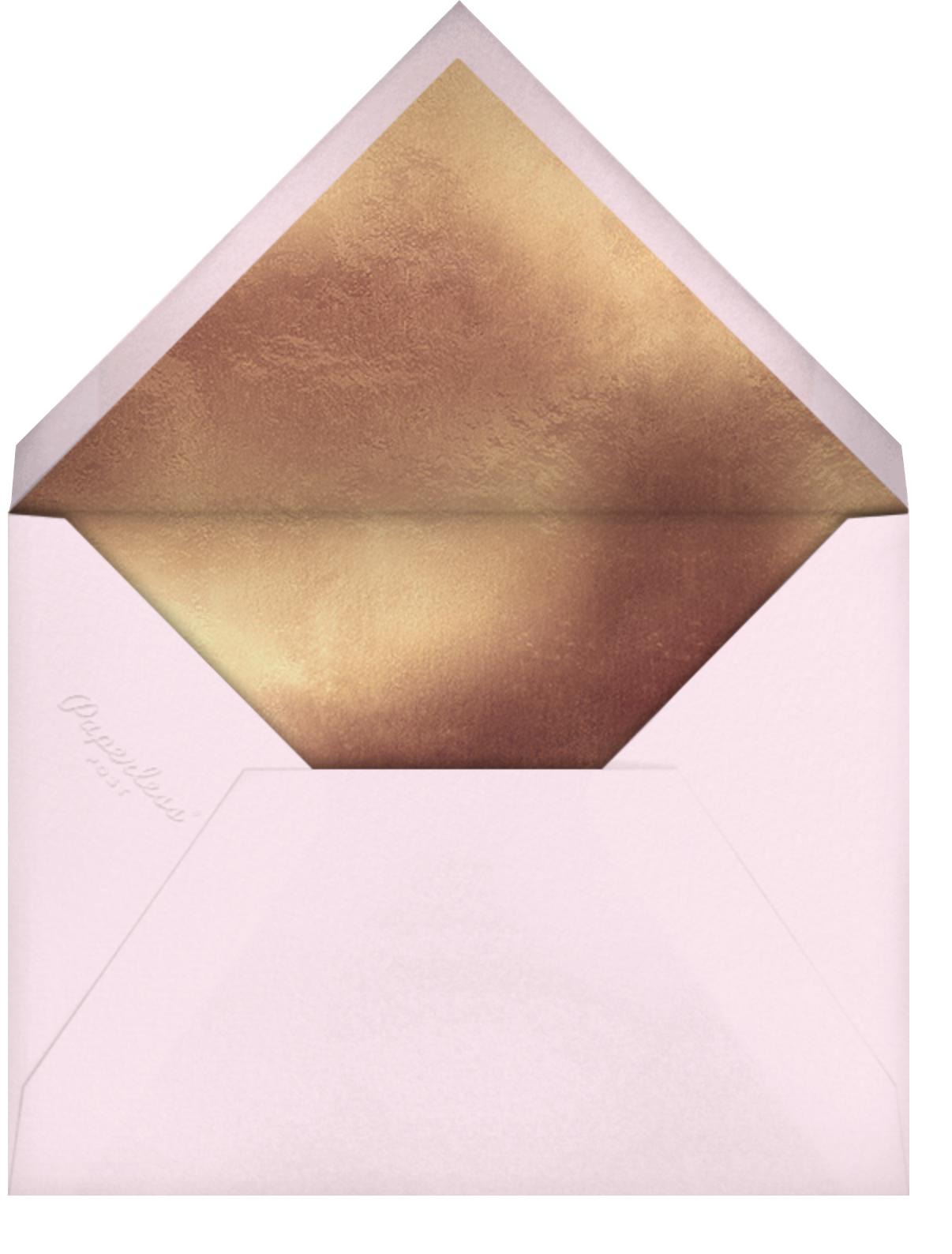 She Rules - Paperless Post - Envelope