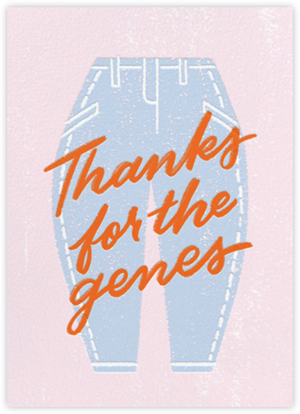 Good Genes - Paperless Post - Mother's day cards