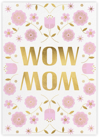 Both Sides Wow - Paperless Post - Mother's day cards