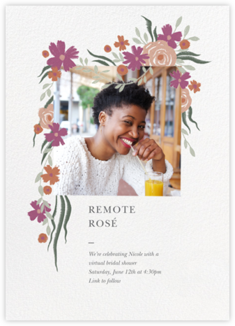 Spring Impasto - Paperless Post - Invitations