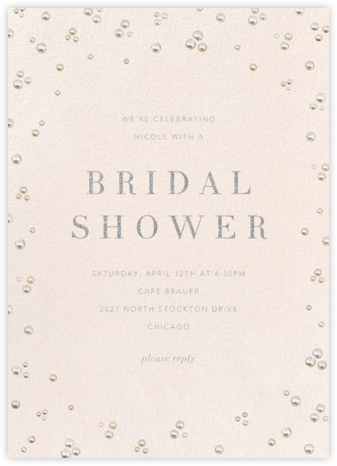 Akoya - Paperless Post - Bridal shower invitations