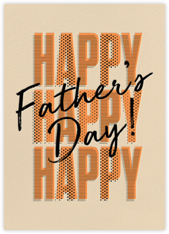 Earned Your Stripes - Champagne - Paperless Post - Father's Day cards