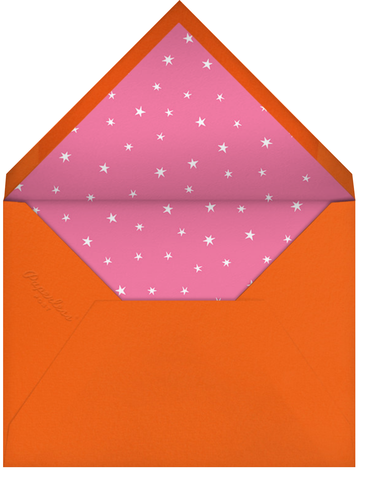 Hip Pop - Paperless Post - Envelope