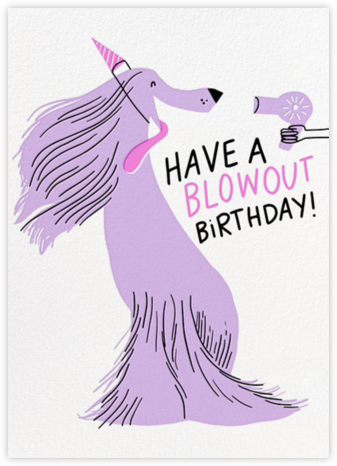 Blowout - Hello!Lucky - Online greeting cards