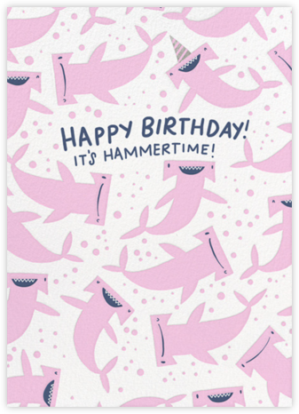 Hammertime - Hello!Lucky - Birthday