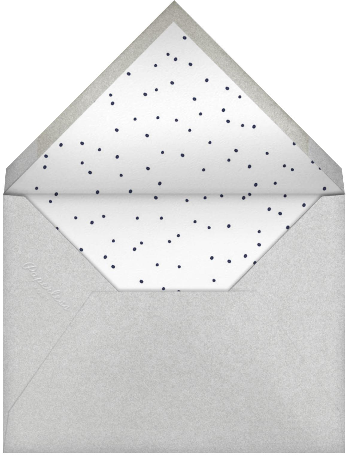 Hammertime (Invitation) - Hello!Lucky - Kids' birthday - envelope back