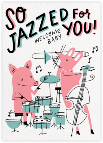 Jazzed For You - Hello!Lucky -